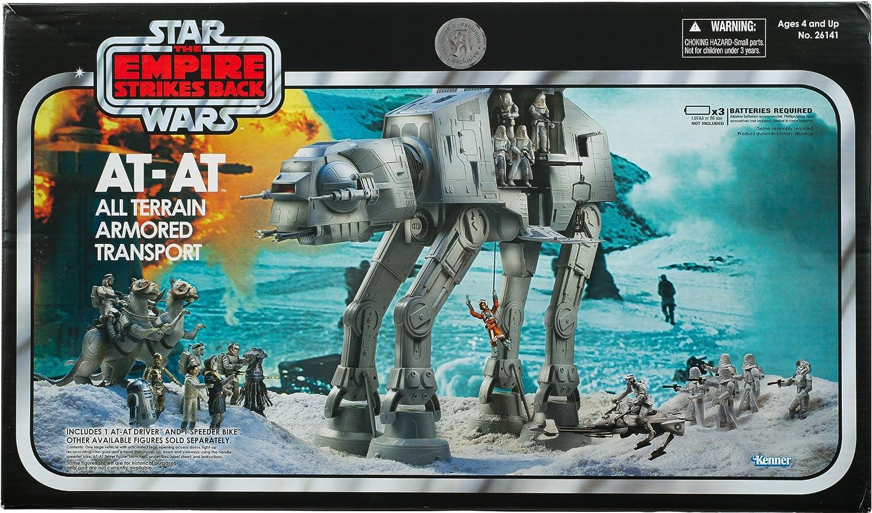 Vintage Star Wars At-At Walker Battery Cover Original