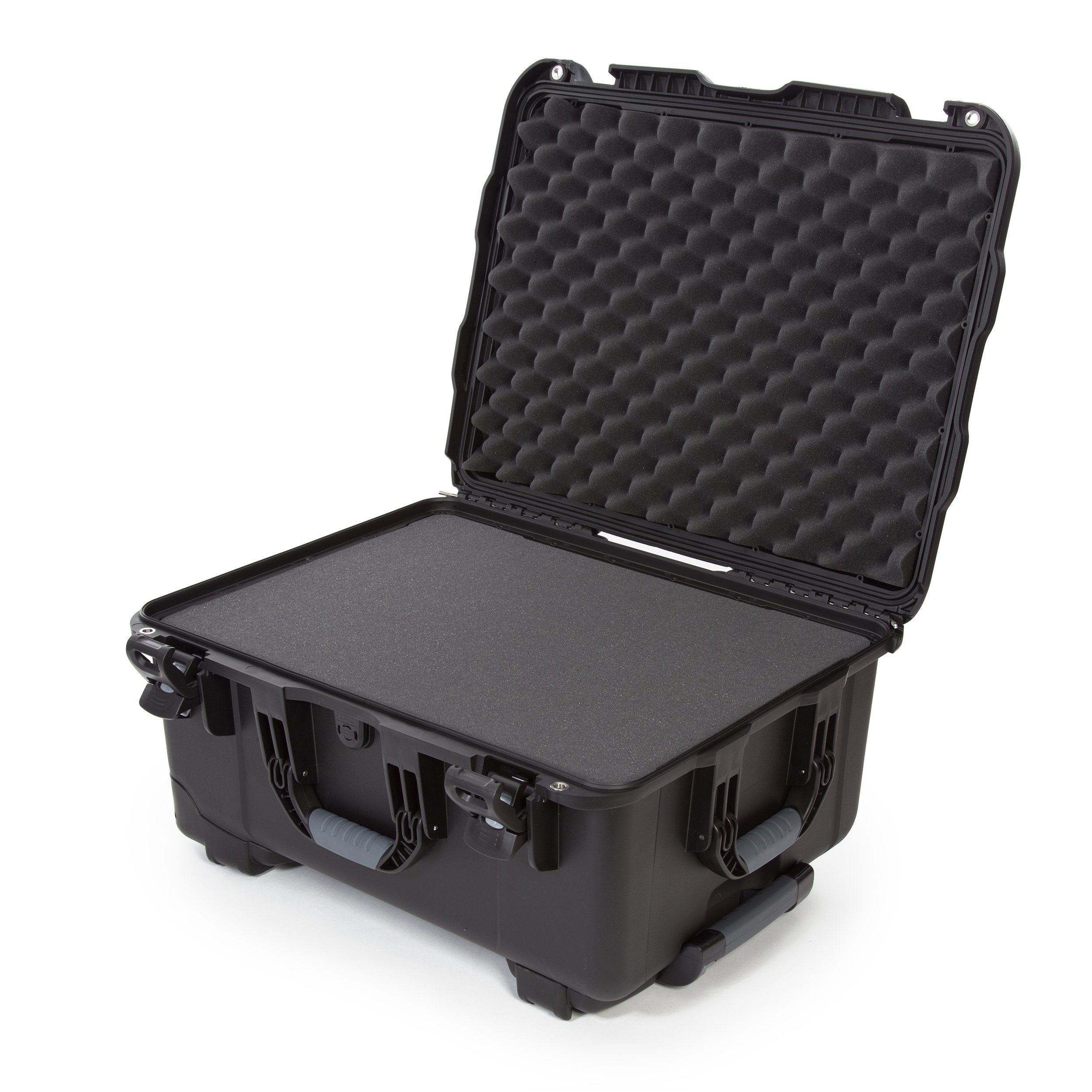 Nanuk 950 Waterproof Hard Case with Wheels and Foam Insert - Black by Nanuk