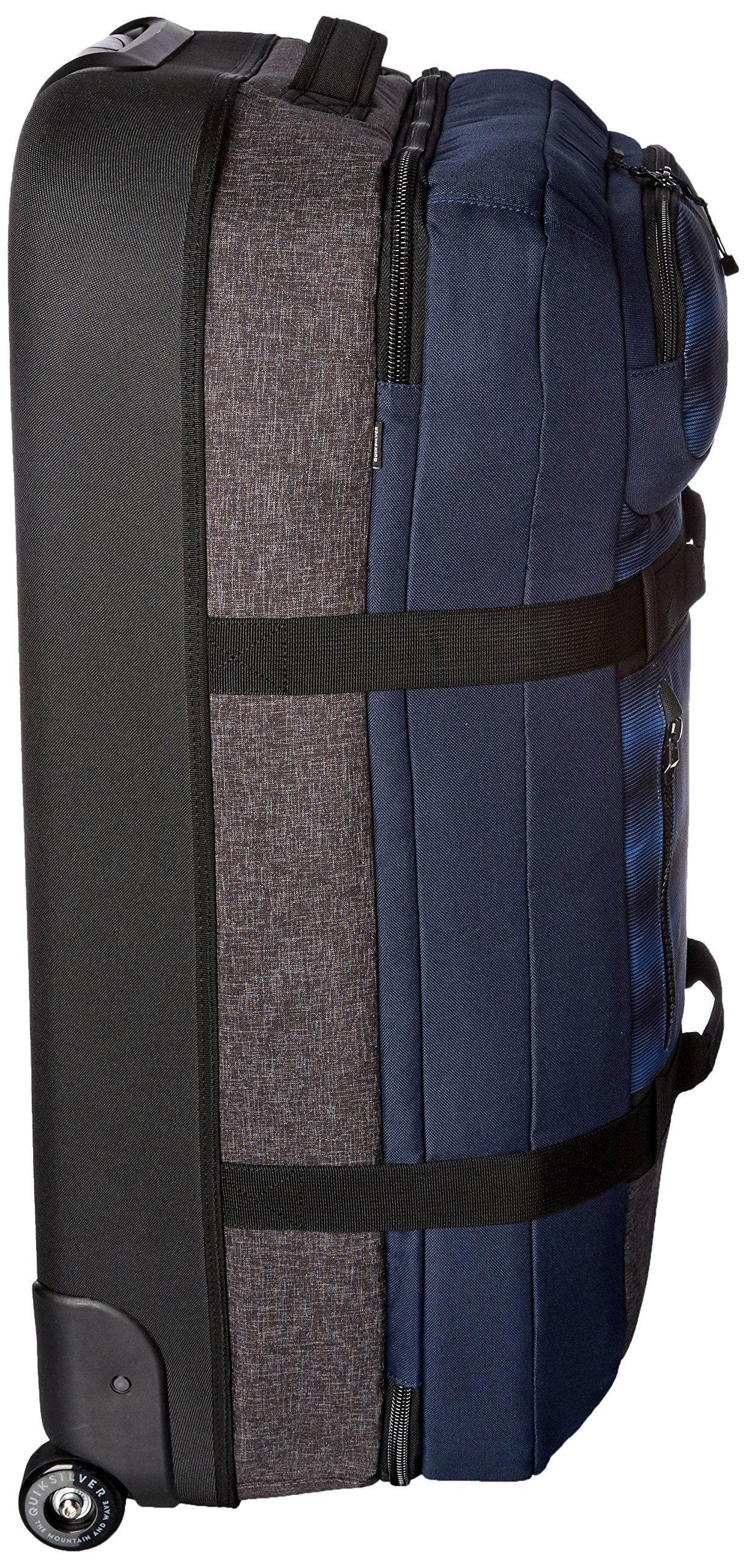 Quiksilver Young Men's Reach Luggage Roller Bag Accessory, -navy blazer, One Size by Quiksilver (Image #3)