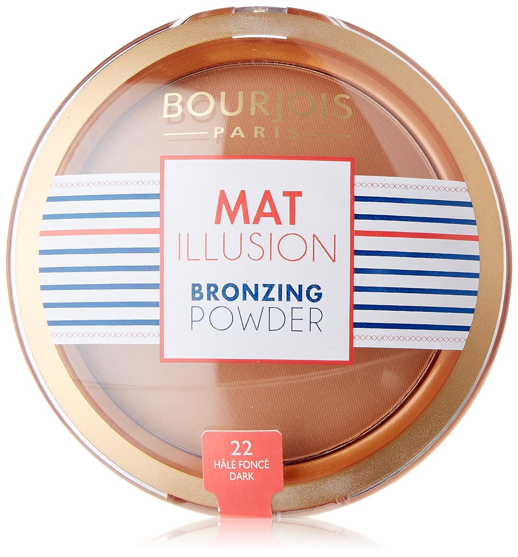Bourjois Mat Ilusion Polvos Bronceadores Tono nr.21 - 57 gr Coty 29102598021