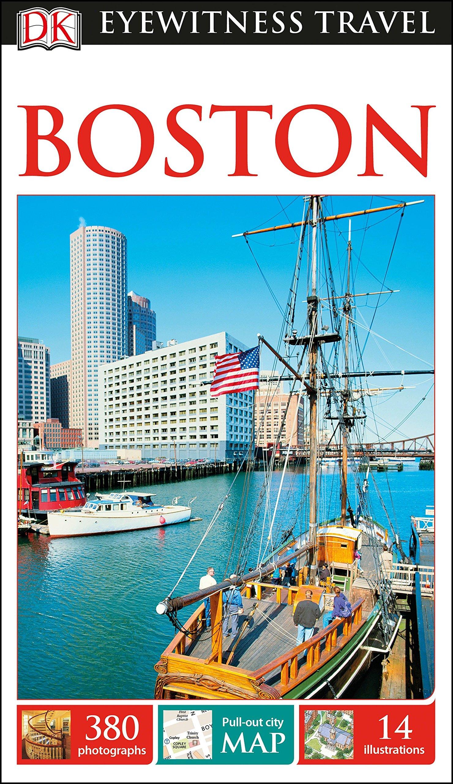 Download DK Eyewitness Travel Guide Boston pdf epub