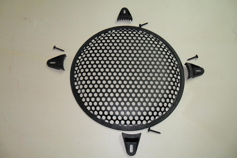 Griglia metallica professionale a maglie larghe con clip fissaggio diametro 250 mm Card Italia srl