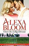 Once In A Big Dream (The Harrisons Prequel) (Free romance books) (Love triangle romance) (Romance free books series): (Ex con romance)