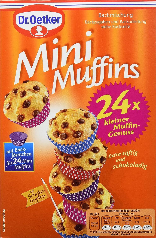 dr oetker muffins backmischung