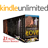 Christian Love 21 Book Mega Box Set Celebration Edition: African American Christian Romance Boxset