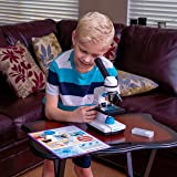 "Omano Microscope Experiments and Science Activities for Kids ""The Amazing Microscope Adventures"" (5-Card Pack) Book Alternative, Home, Classroom DIY Scientific Learning"