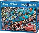 KING 5265 Disney Pixar Movie Magic Puzzle (1000-Piece)