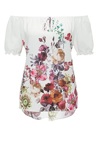 Hailys – Camisas – Sin tirantes – Floral – para mujer