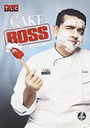 Amazon com: Cake Boss: Season 3: Buddy Valastro, Gurney