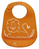 modern-twist Dandy Lion Baby Bucket Bibs