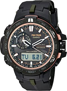 Amazon.com: CASIO PROTREK PRW-S6000Y-1JF Ver.3 Triple Sensor ...