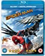 Spider-man Homecoming [Blu-ray] [2017] [Region Free]