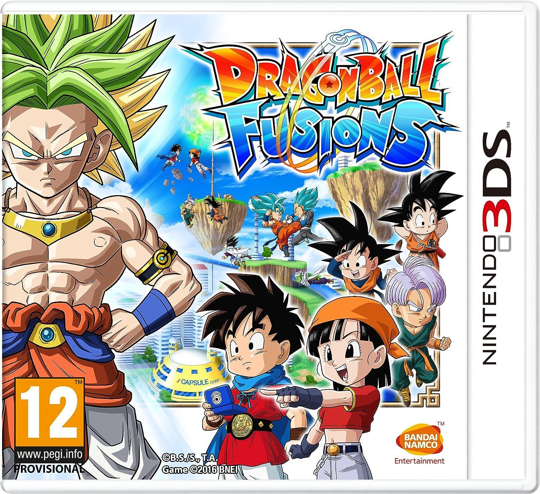 Namco Bandai Games Dragon Ball Fusions Básico Nintendo 3DS Inglés ...