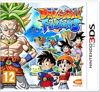 Namco Bandai Games Dragon Ball Fusions Basico Nintendo 3ds Ingles