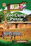 Zoo Camp Puzzle (Animal Planet Adventures Chapter Book #4 (Animal Planet Adventures Chapter Books) (Volume 4)