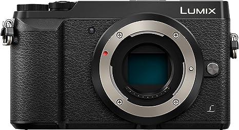 Panasonic Lumix DMC-GX80EG - Cámara Digital, 16 MP, 4592 x 3448 Pixeles, Live Mos, 4K Ultra HD, Pantalla Táctil, Cuerpo MILC 16 MP 4/3