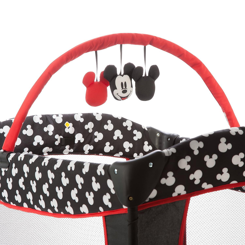 Mickey Silhouette Disney Sweet Wonder Play Yard