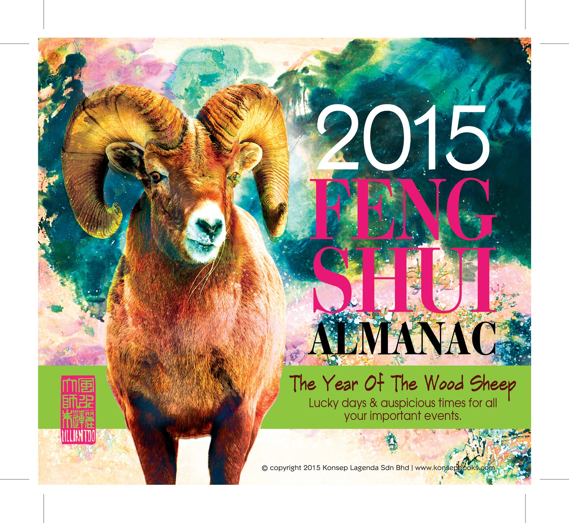 Feng Shui Almanac 2015: Lillian Too: 9789673291557: Amazon