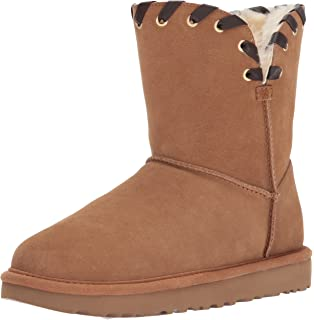 7026d5a1084 Amazon.com | UGG Women's Elvi Harness Boot | Shoes