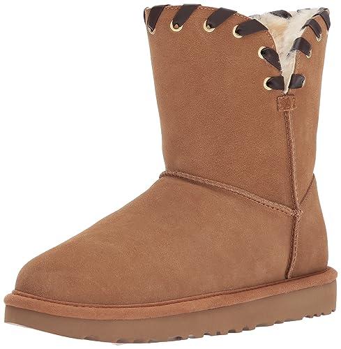 UGG Australia W Aidah, Botas de Nieve para Mujer: Amazon.es: Zapatos y complementos