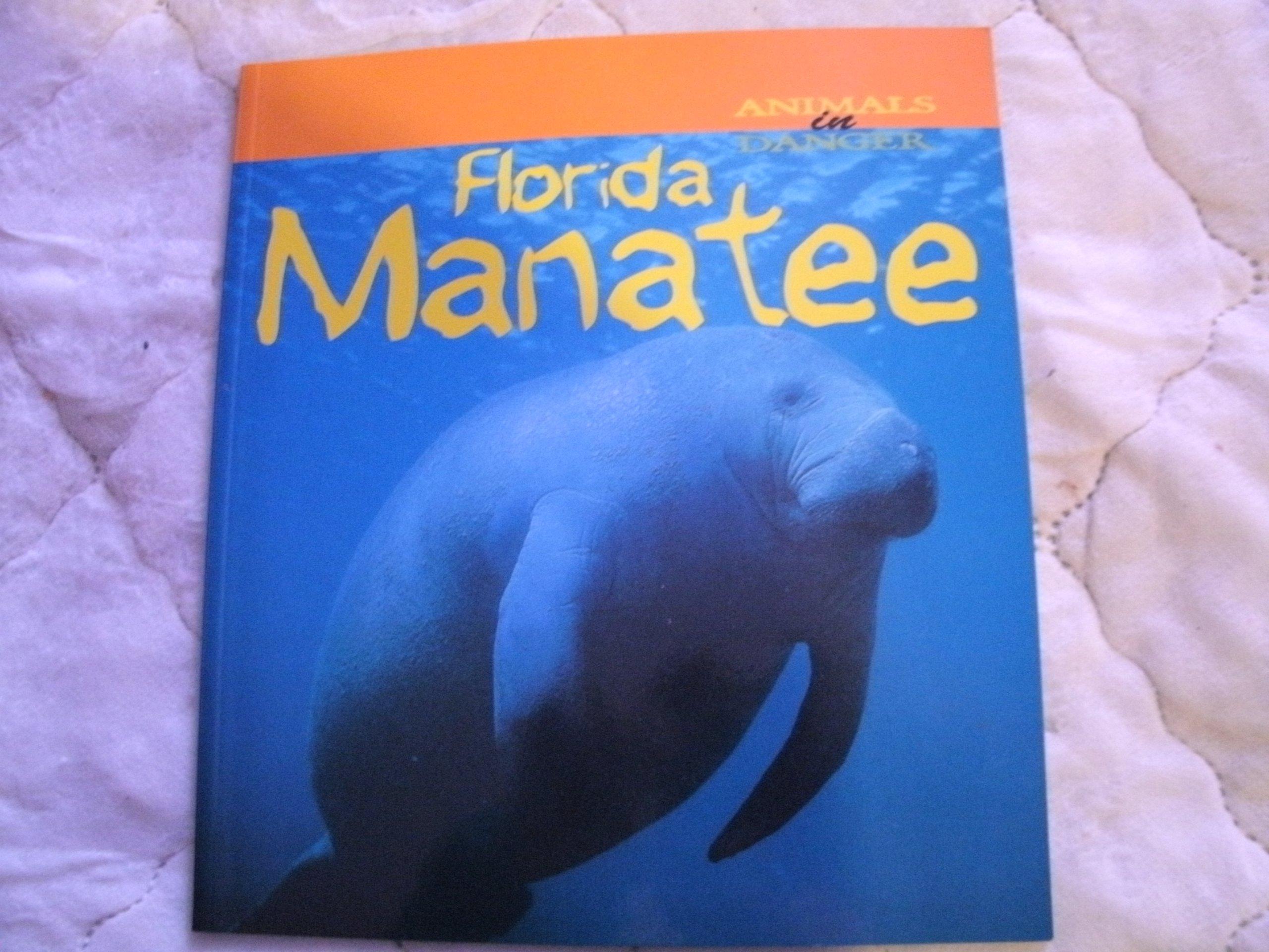 Download Florida Manatee (Animals in Danger) PDF
