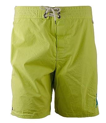 690ddd60aad Polo Ralph Lauren Mens Sanibel Cross Mallets Swim Shorts - XXL - Yellow