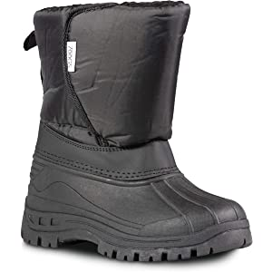 277689734e28 ZOOGS Kids Snow Boots for Girls and Boys  Youth and Toddler Snow Boots