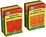 Didax Educational Resources Sandpapers Letters