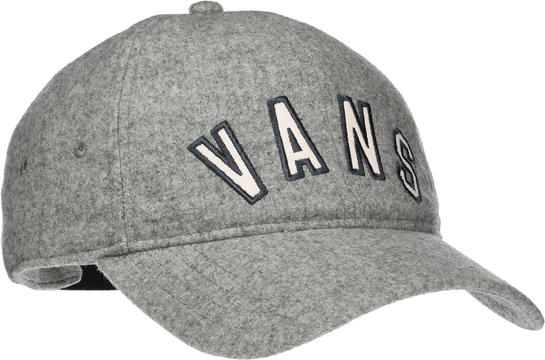 Vans Dugout Heather Grey Adjustable Hat