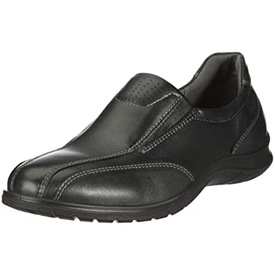 ECCO Women's Sky Slip On,Black Bliss Leather,EU ...