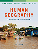 Human Geography: People, Place, and Culture, 11th Edition