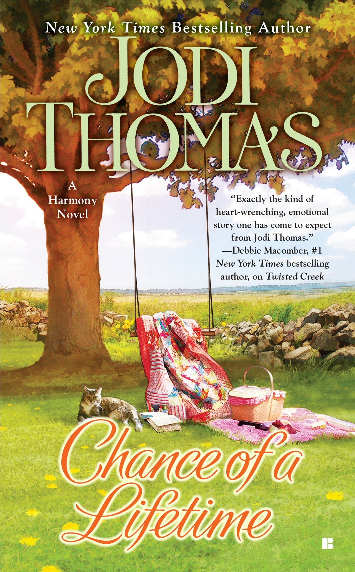 Download Chance of a Lifetime (Harmony, Book 5) PDF