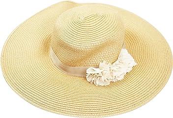e4c4e9a00a7 August Hat CO Fantasy Floral Adjustable Floppy Sun Hat
