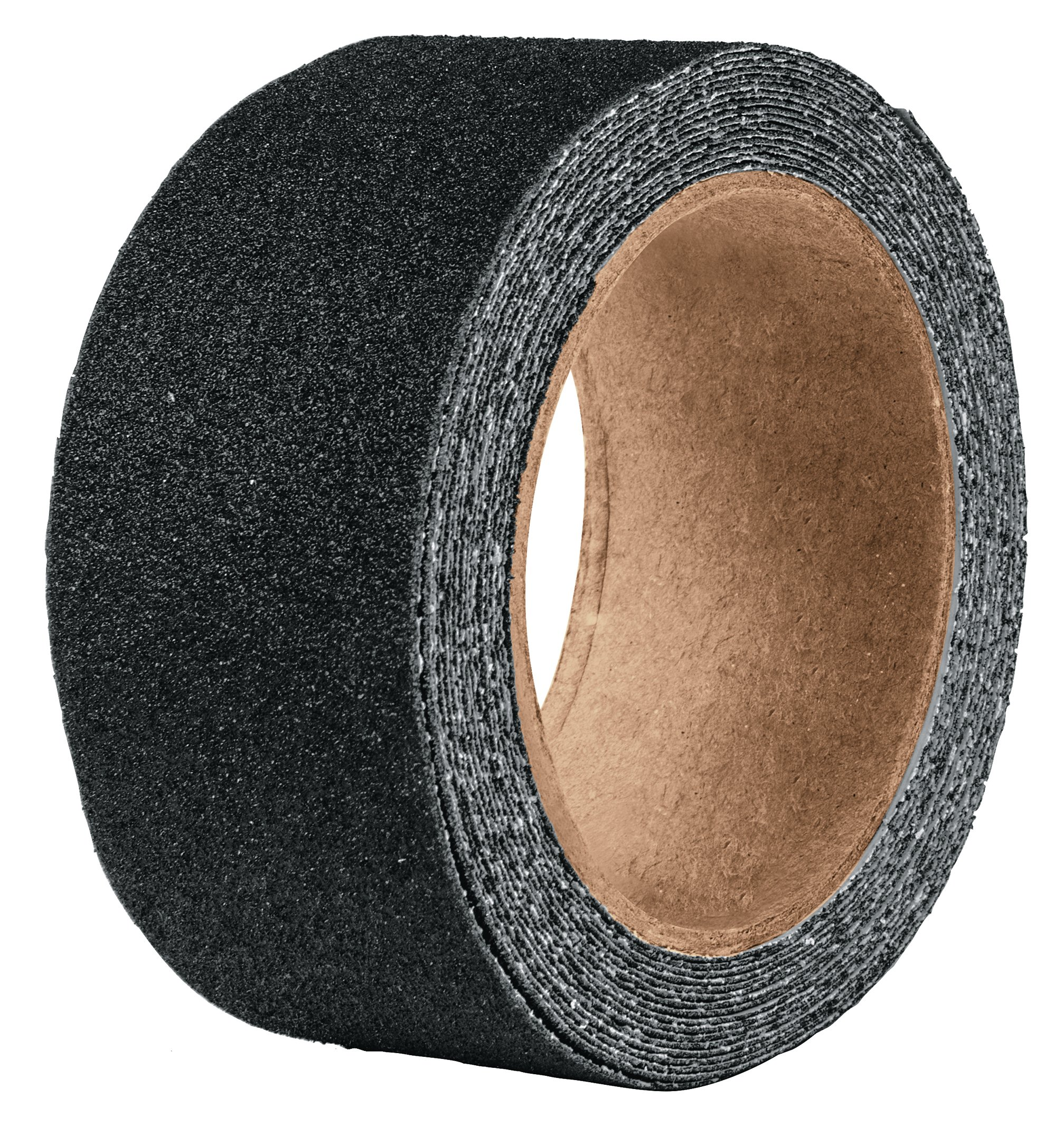 TRUPER CAD-RN 2-Inch by 16.4 ft Safety Anti-Slip Roll Tapes Black