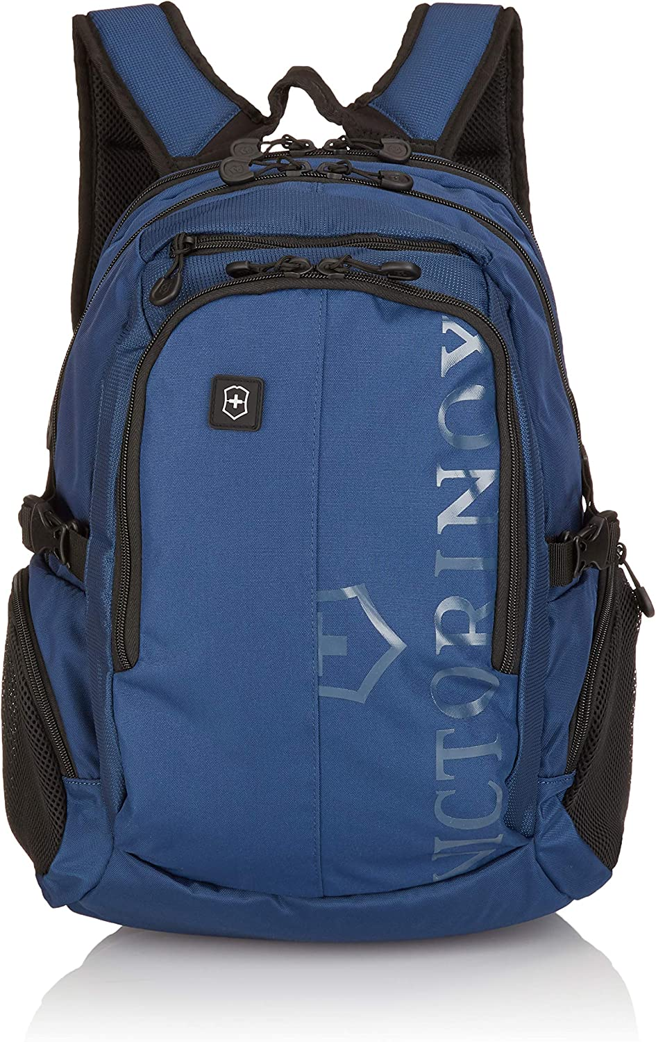Victorinox VX Sport Pilot Laptop Backpack, Blue/Black, 18.5-Inch