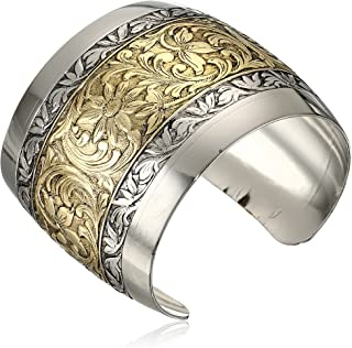 """product image for 1928 Jewelry Prominence Cuff Bracelet, 7"""""""