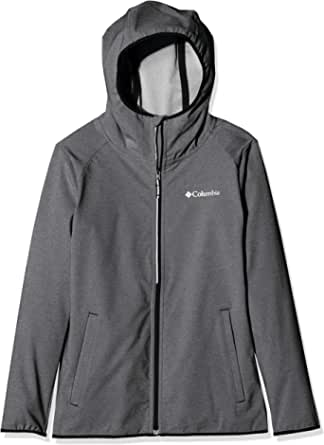 Columbia 1838771 HEATHER CANYON SOFTSHELL JACKET Chaqueta Softshell, Niños, Poliéster