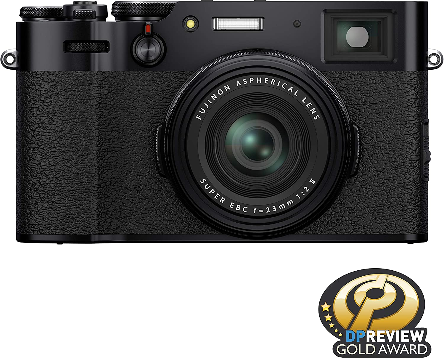 Fujifilm X100V Digital Camera - Black