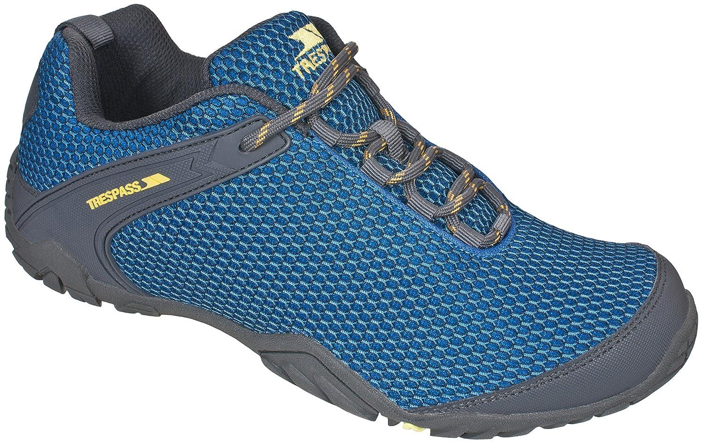 476de9ce0f4b55 Trespass mens Trespass Mens Flexisoal Flexible Sole Mesh Trail Running Shoes  Polyurethane free shipping
