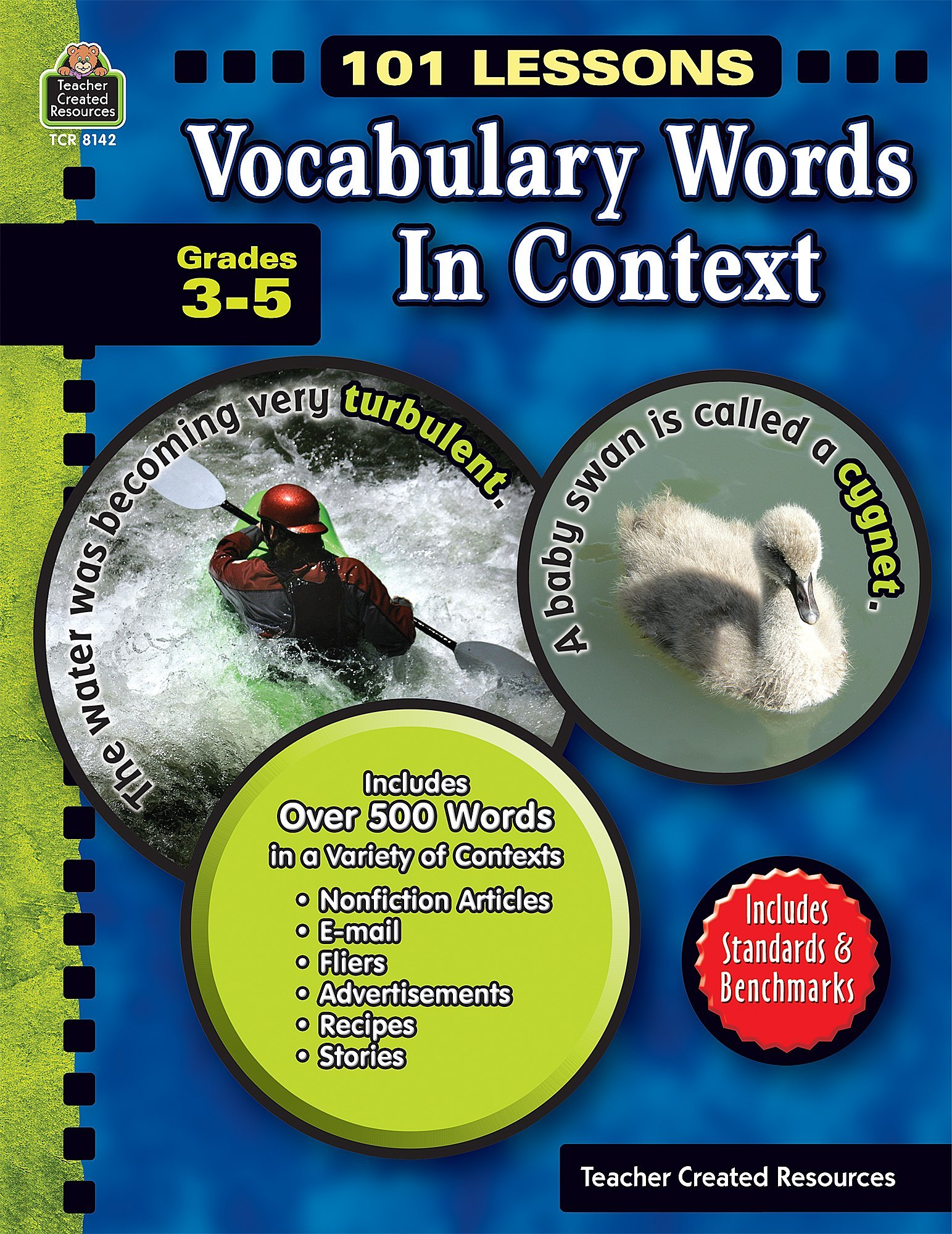 Read Online 101 Lessons: Vocabulary Words in Context ebook
