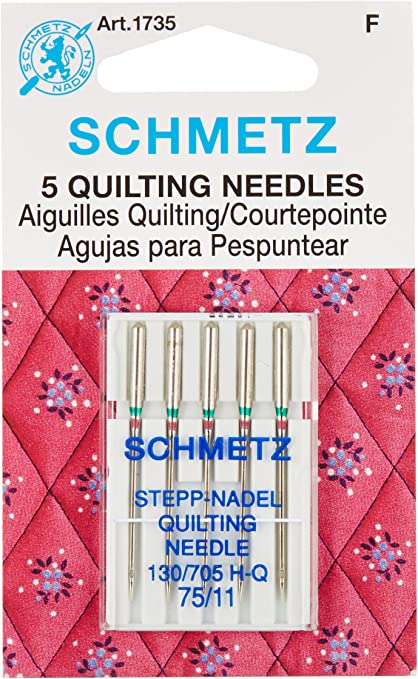 2-90 5//Pkg Quilt Machine Needles-3-75