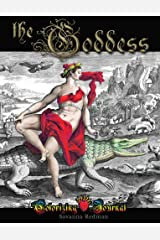 The Goddess: Colorizing Journal Paperback