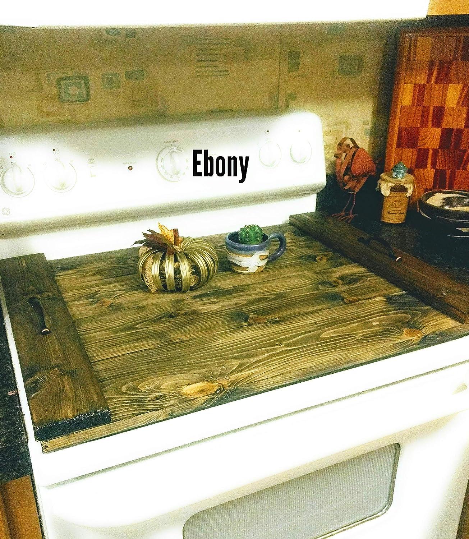 01b6e7c137e7 Vintage Primitive Country Farmhouse Noodle Board Stove Cover, Oven ...