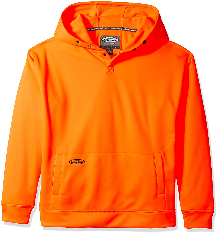 Arborwear SHIRT メンズ B071XXJRQ5 XL|オレンジ(Safety Orange) オレンジ(Safety Orange) XL