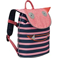 Lässig GmbH 4Kids Mini Duffle Backpack Wildlife Elephant Sac à Dos Enfant, 28 cm