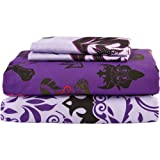 3 Piece Girls Purple Black Descendants Best Of Both
