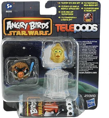 - sélection aléatoire Angry Birds Star Wars Telepods 2 figures /& telepod NEW