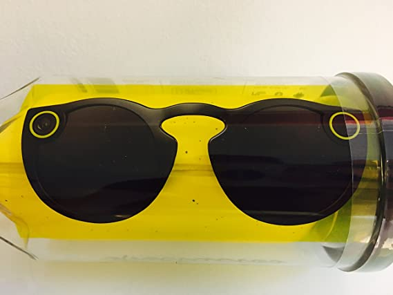 8fcdf9a8b46 Image Unavailable. Image not available for. Colour  Snapchat Spectacles ...