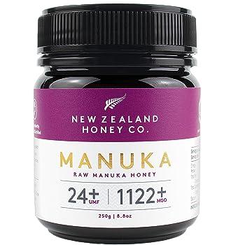 New Zealand Honey Co. UMF 24+ Raw Manuka Honey