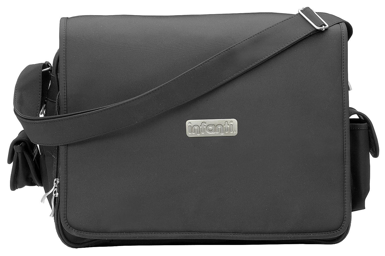 Ryco Deluxe - Bolso cambiador, color negro AS183